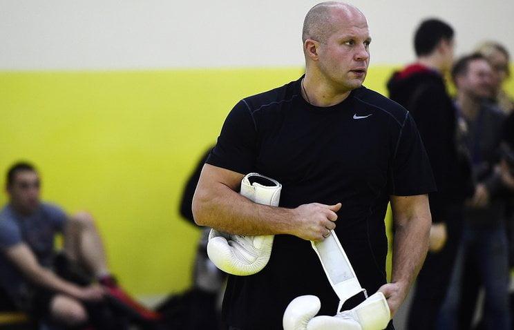 Федор Емельяненко встретится на ринге с Фрэнком Миром 21 апреля