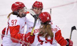 Российские хоккеистки вновь с разгромным счетом проиграли на Олимпиаде