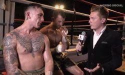 Британский боксер умер после выигранного боя и интервью с журналистами