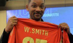 Уилл Смит исполнит официальную песню ЧМ-2018 и выступит с ней перед финалом турнира
