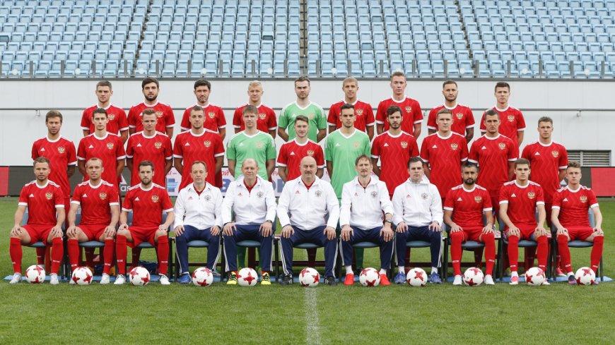 Россия объявила расширенный состав сборной на домашний ЧМ-2018