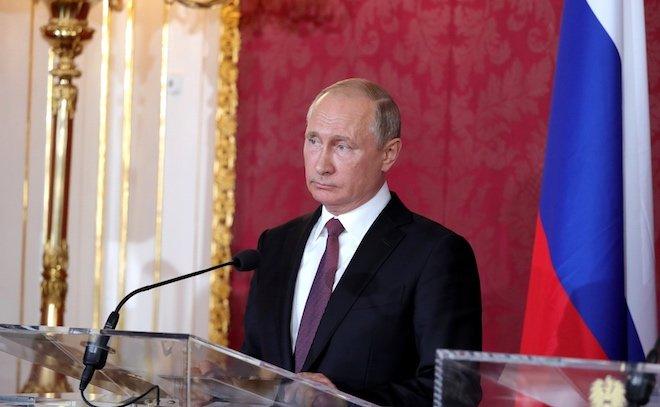 Путин назвал фаворитов предстоящего чемпионата мира по футболу