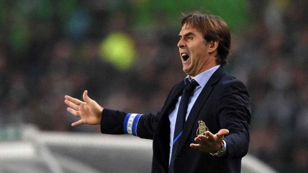 «Реал» назвал своего нового тренера, который начнет работу после чемпионата мира-2018