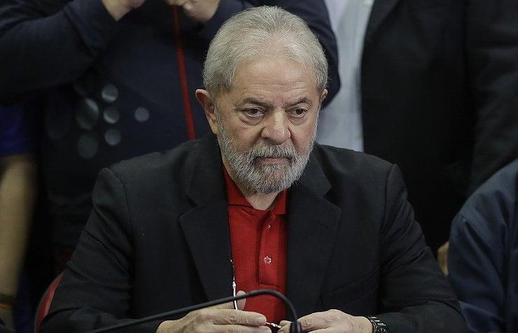 В Бразилии ЧМ-2018 комментирует бывший президент, который сидит в тюрьме