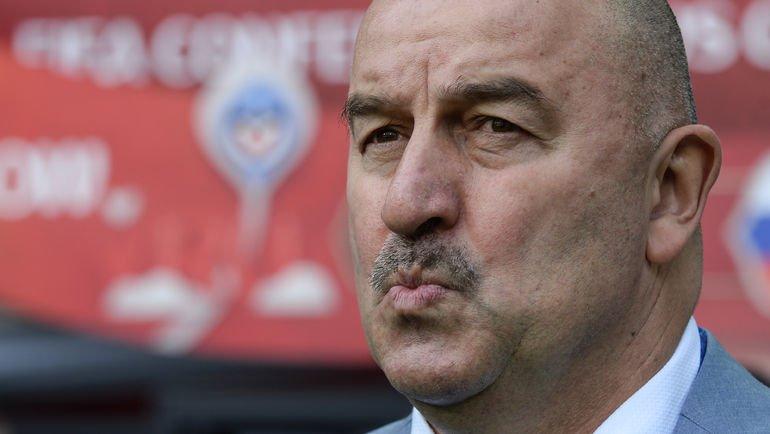 Черчесов уверен в способности своей команды сдержать натиск Салаха в игре против Египта