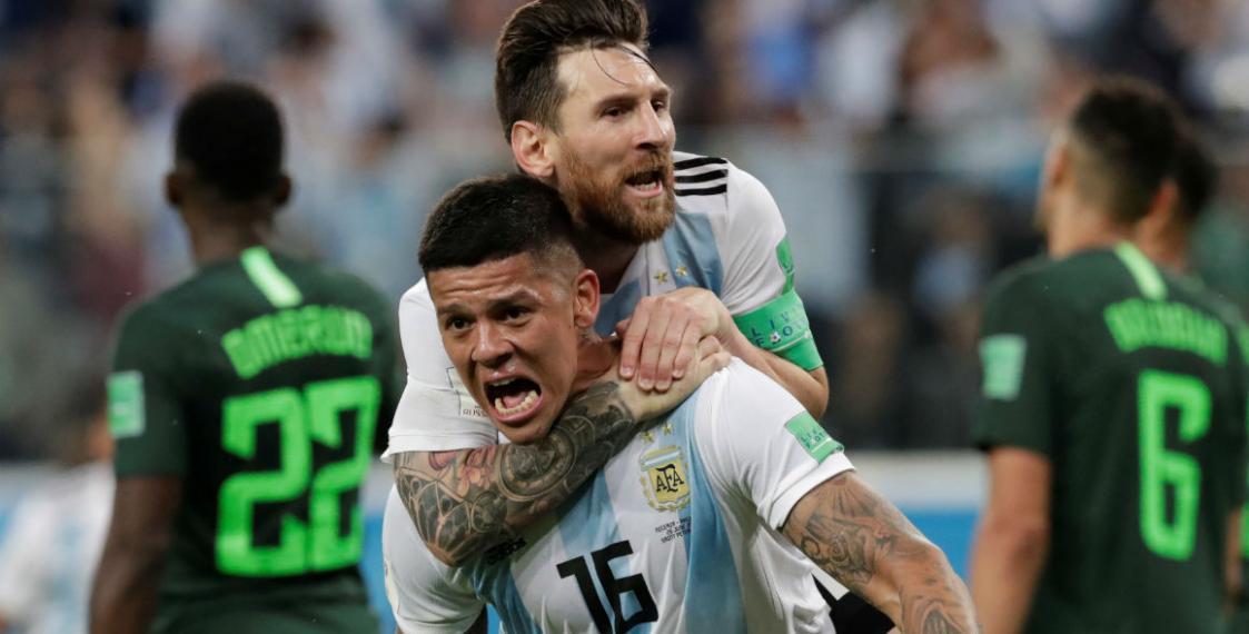 Сборная Аргентины чудом прорвалась в плей-офф чемпионата мира по футболу-2018