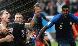 В финал чемпионата мира пробились Франция и Хорватия, прогнозы аналитиков не сбылись