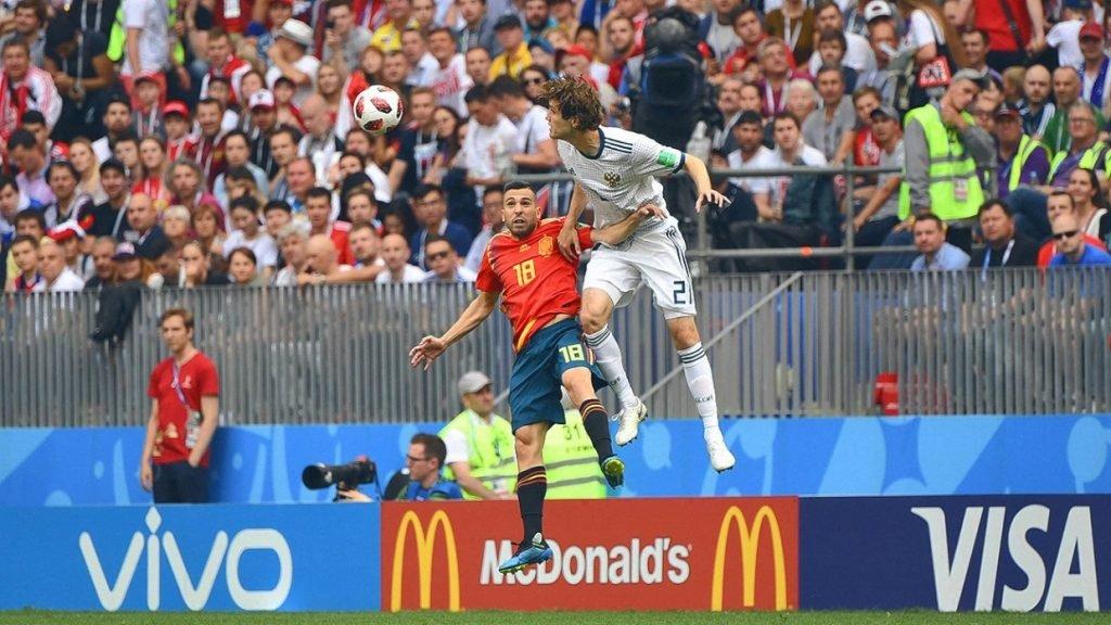 Испанские журналисты назвали российскую сборную слабой даже после ее победы над сборной Испании