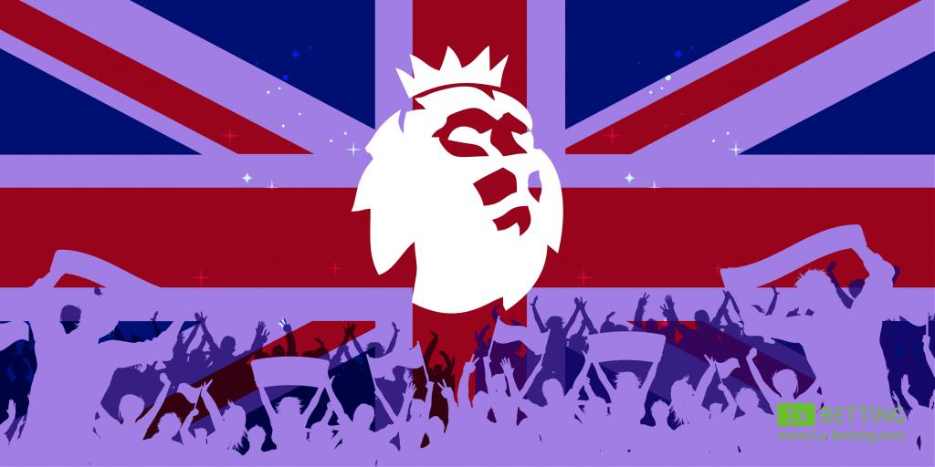 леон акция англия футбол