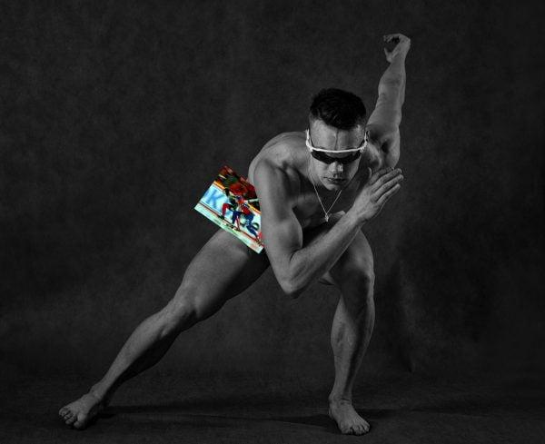 российские спортсмены ню фото