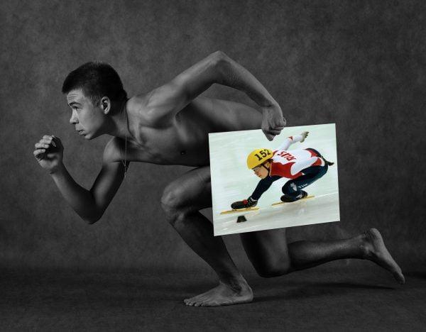 фотосессия голые спортсмены россии
