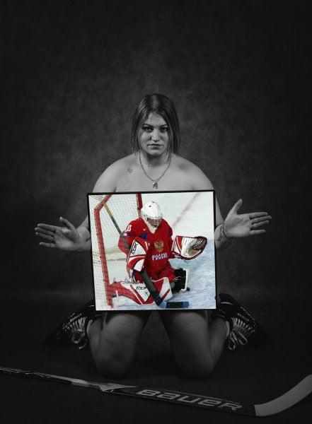 российские спортсмены голые фотосессия