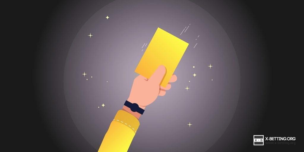 рамос желтая карточка прогноз